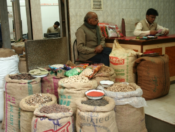 indian marketplace